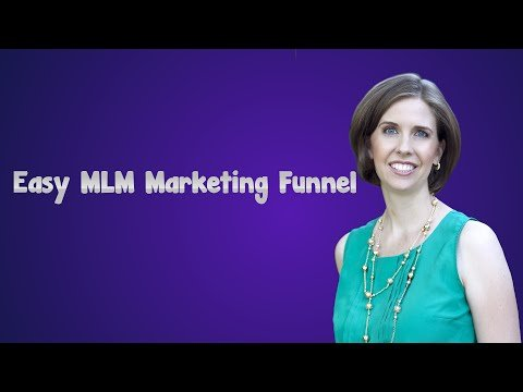 Easiness  Funnel for MLM Leads