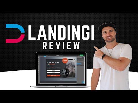 Landingsi er & Tutorials + 15%   & Landings Pages