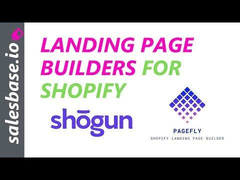 The    Page Builders  –  vs PageFly