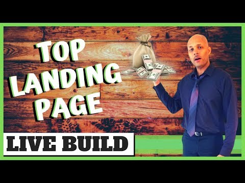 🔥 How to CREATE   Alightings   ClickFunnels for CPA Afiliate Marketing