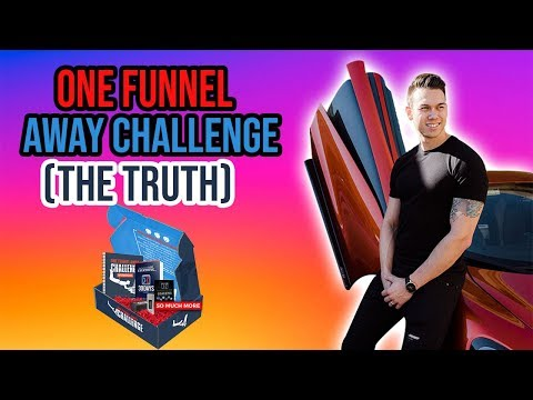 One  Away    ClickFunnels 30 Day  Reviewing By   (THE Reales TRUTH)