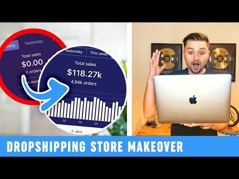 A Fail  Drop-shipper s Into A $50,000/Month   Clickfunnels!