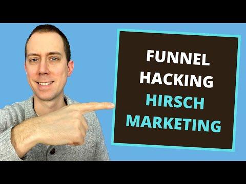 Funnel Hack: Hirsch Marketing