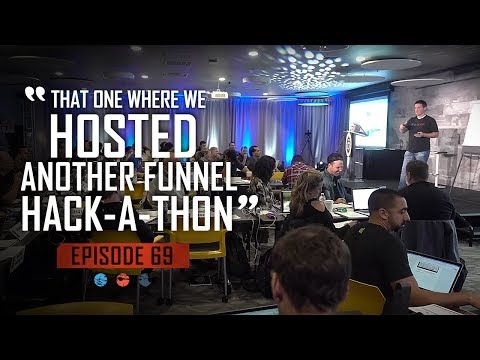 One Whither We Hosted AnOther  Hack-A-Thon …  H4x0rz TV  69