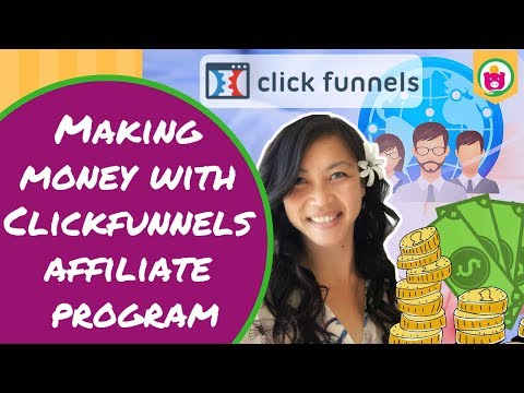 How to Make Monies WITH the ClickFunnels Affilliate Programme   Saved Monies   