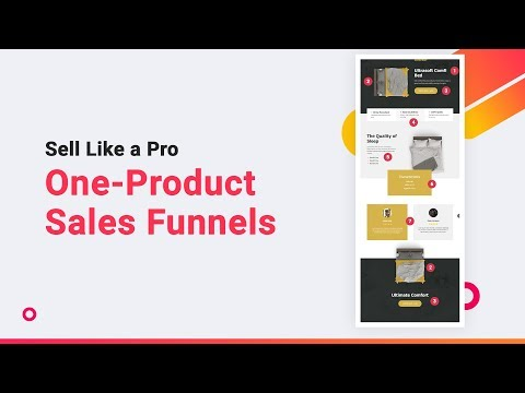 One Product Selling  – Sell  a Pro