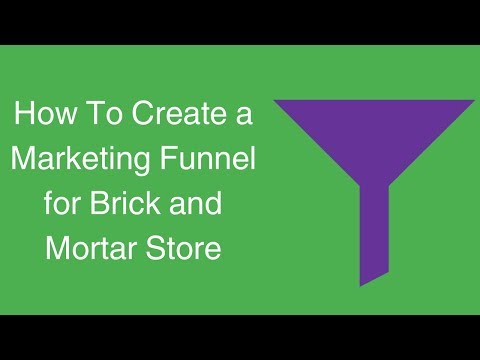 How To CREATE a Marketting  for Flettons and  Store