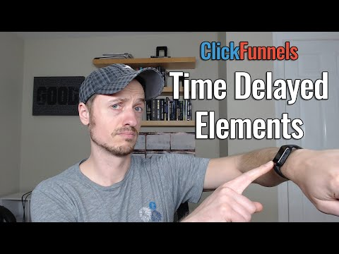 [ClickFunnels]  Delay   Stay