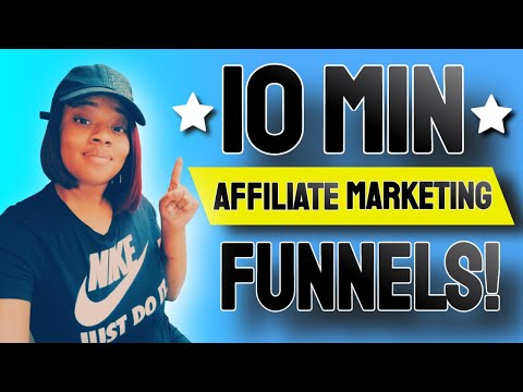 How To Builds An Afiliate Marketeer Funnelss In 10  To MAKEs  Off-line!