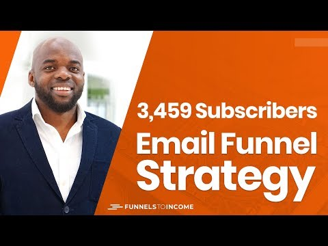 EMail Marketer sales  – How I grew my EMail List to 3,459 Subscribers
