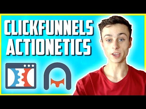 Actionsetics Clickfunnels:  Review! (Actionsetics Outbox Autoresponder)