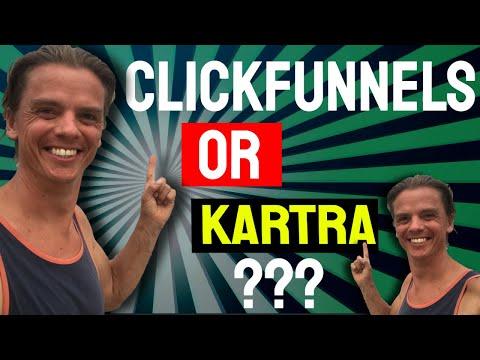 KlickFunnels vs Kartra – The BEST  Bldg Software