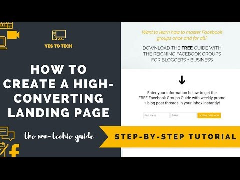 WIX Landingsss SDS-page Tutorials – How To  A  Landingss PaGe Wix  Converts