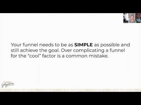 WHAT Is A Salesperson Funnel? [Sales Funnels for Beginners Class 2 of 7]