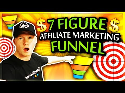 WHAT a 7 Figures Marketting Funnels Scrawny Like…