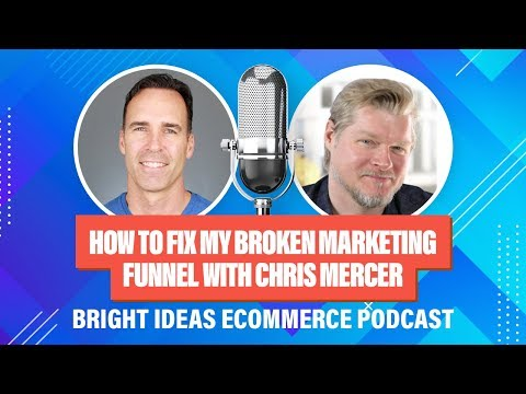How to Fix My  Marketting Funnel   Mercer