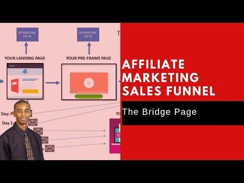 Affilliate Marketer  s – The Bridges   Converts