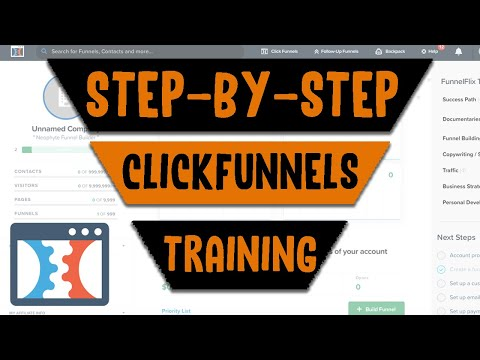 CLICKFUNNELS Trainees FOR Beginners IN 2020