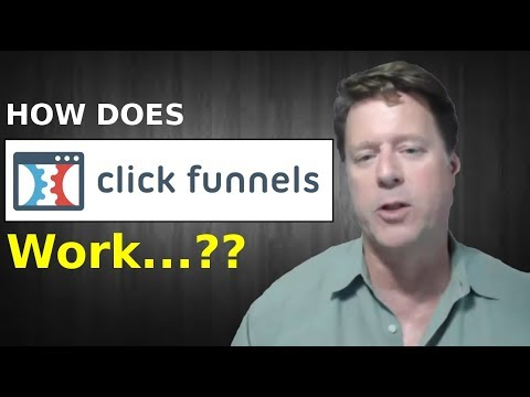 ClickingFunnelss   How  it Work… Quick Overview