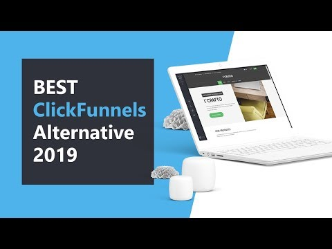 ClickFunnels Alternative – Cheaper, Easier and MORE Powerful