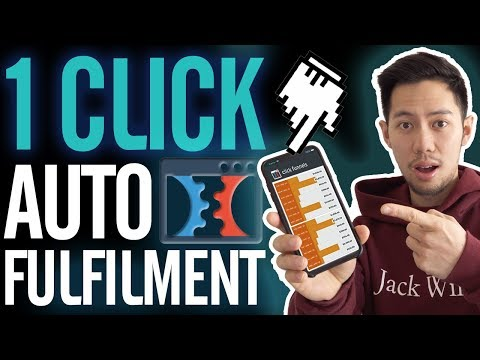 Automagic Fulfilment WITH ClickFunnels Dropshipments – How to 1 Clicking Fulfil Orders!