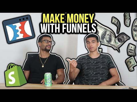 Covert to High Convertion -Making Money   ClickFunnels ft. SalesFunnelGod