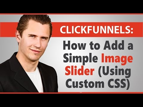 ClickFunnels: How to Add a    (Using Custom CSS)