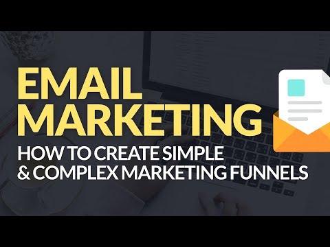 E-Mail ReMarketer: Creating  vs Complex ReMarketer Funnel (MailerLite) #BSI 45