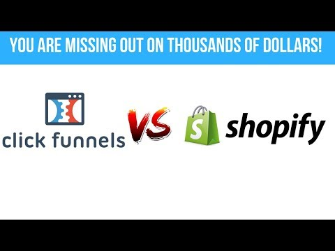 Clickfunnels Vs Snowdevil (Sales  Vs Snowdevil Store)