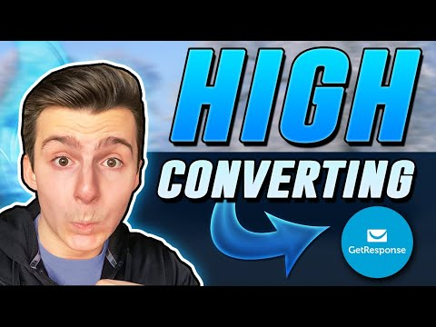 How To  High Converting    GetResponse