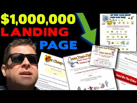 13  Converting  PaGe  For Affiliate Marketed + $1,000,000  PaGe Reveal
