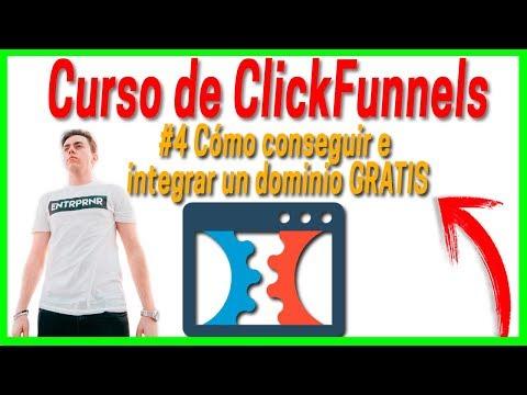 Cómo conseguir e integrar un  para tu Funnels  | Curso ClickFunnelss #4