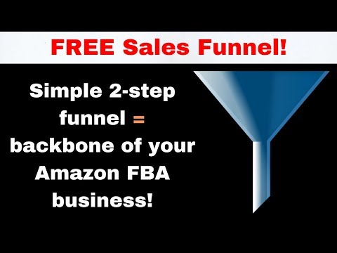 ClickFunnels +  FBA =  | Get a 100% FREE Funnel!