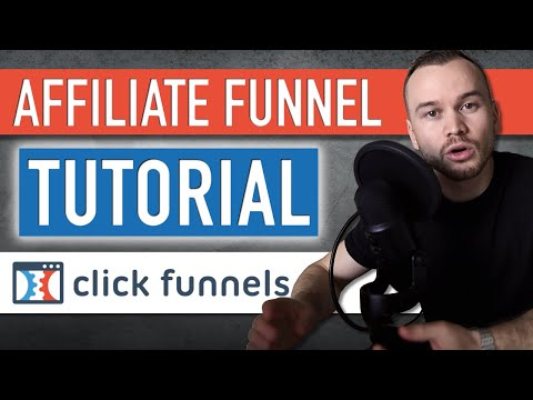 How to Build an Affilliate Marketers  in Clicks (Step-by-Step)