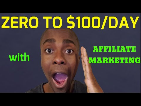 to $100 Per Day  Afiliate Marketed (Funnel Structure)