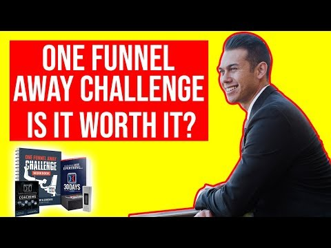 One   Challenging | Clickfunnels   Reviewing (IS IT WORTH IT?)