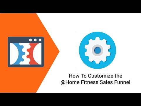 How To Customize @Home  Selling Funnels – ClickFunnelss
