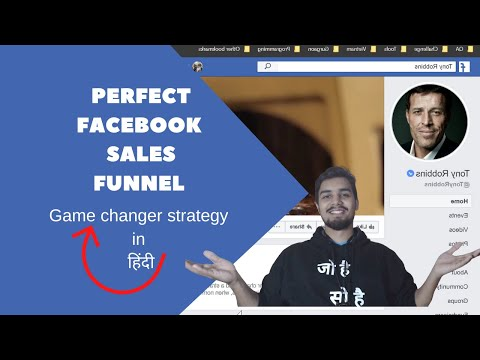 Build Your Perfect Facebook Sales Funnel