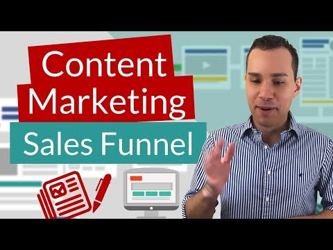 Ultimate Content Marketing Sales Funnel: How Content Generates Leads & Sales