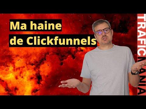 Clickfunnels: pourquoi je ne l'utilise pas et comment le remplacer