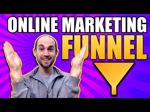 Online Marketing Funnel – Breaking Down The Online Marketing Funnel Step-By-Step