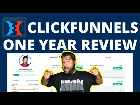 Clickfunnels Review 2020 | My First Year With Clickfunnels