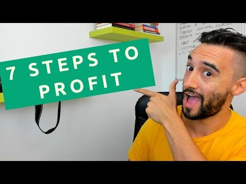 7 steps to a profitable marketing funnel business