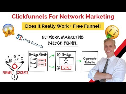 Clickfunnels For Network Marketing – Does It Work? 🤔