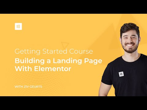 Getting Started With Elementor: Create a Landing Page Step-by-Step
