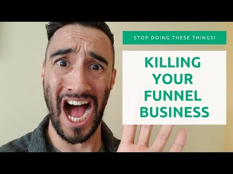 These 5 activities will NEVER make your marketing funnel business any money
