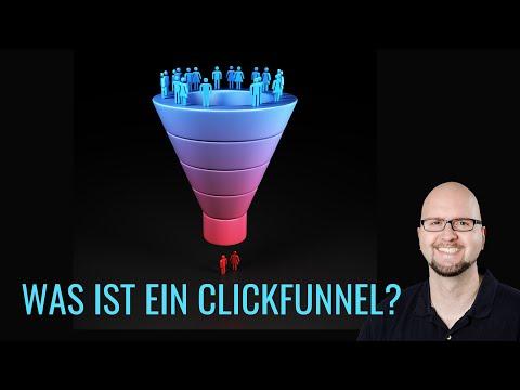 Was ist ein ClickFunnel? ClickFunnels einfach erklärt – Deutsch