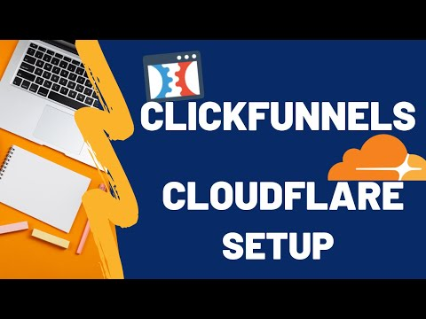 Clickfunnels Cloudflare Setup – Step By Step Cloudflare Tutorial