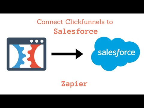 How to Seamlessly Integrate ClickFunnels with Salesforce   Without Writing a Single Line of Code