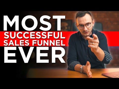 [REVEALED] My MOST Successful Sales Funnel EVER
